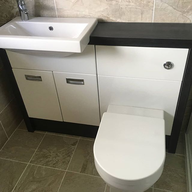 Looking for a new bathroom?
