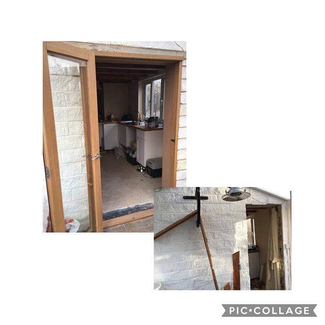 Before and after shot. #morethanjustplumbing&heating